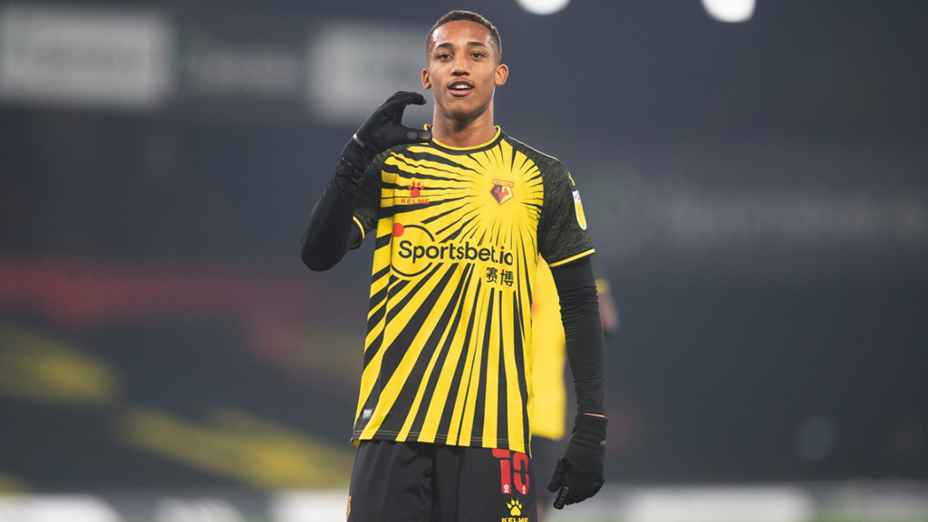 João Pedro is a player to watch from Watford.