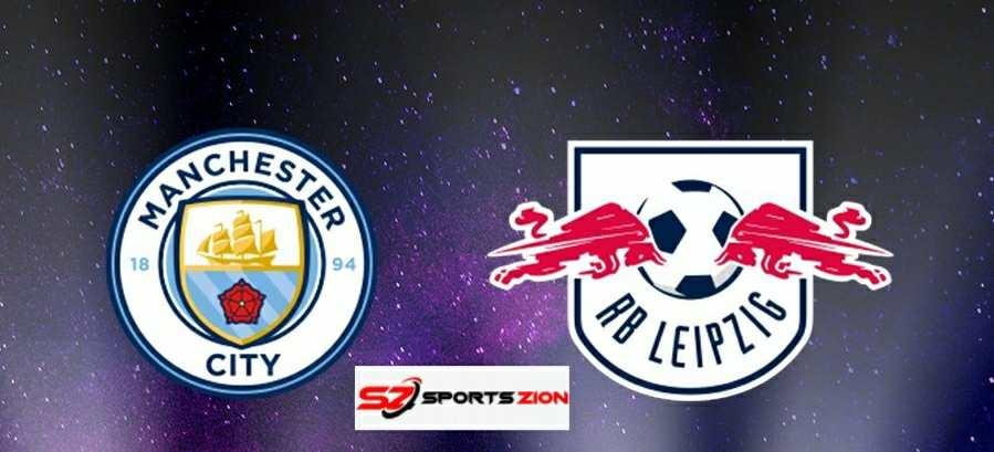 Man City vs RB Leipzig Free Live Streams Reddit