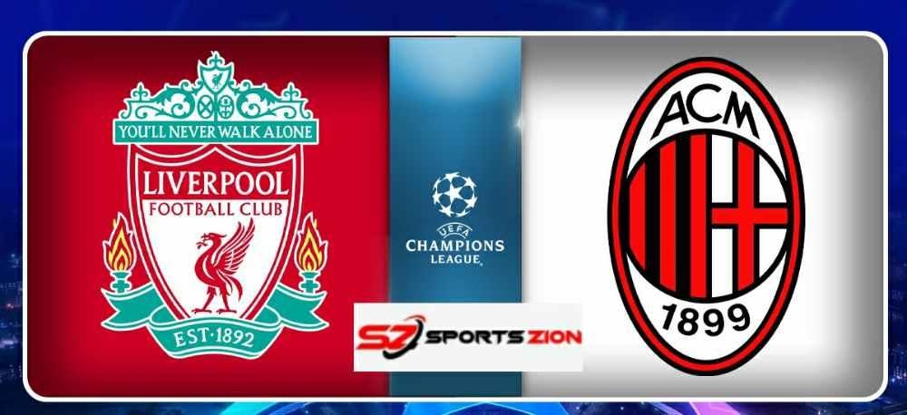 Liverpool vs Milan Free Live Soccer Streams Reddit