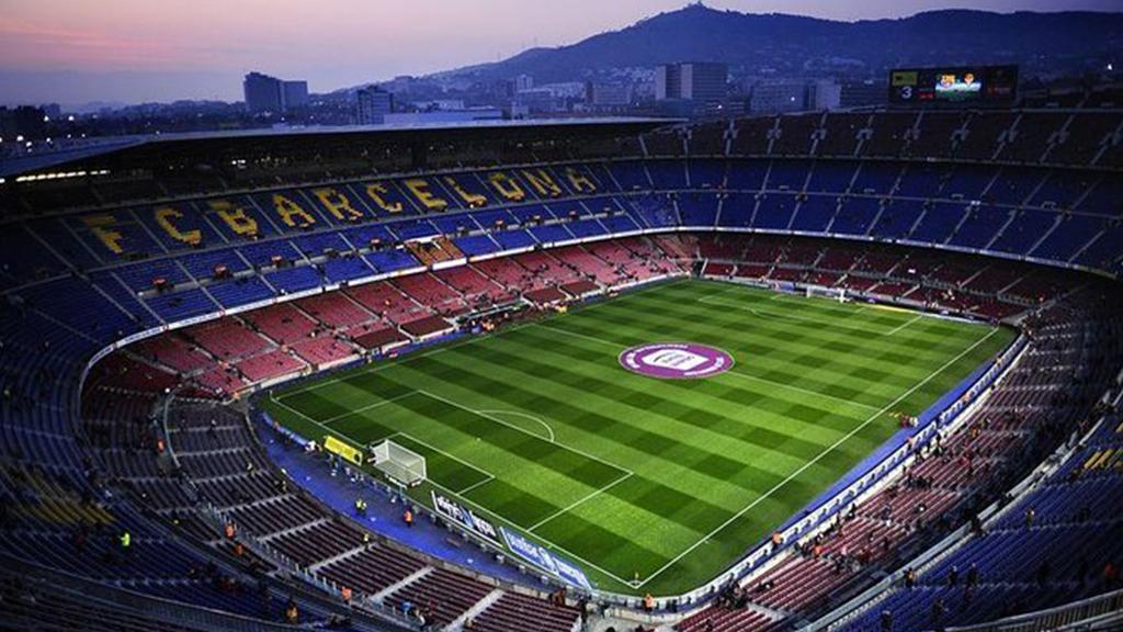 Barcelona vs Bayern