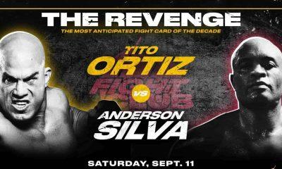 Anderson Silva vs Tito Ortiz live boxing reddit