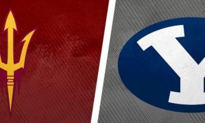 Arizona State vs BYU