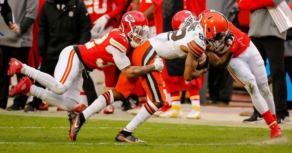 Browns vs Chiefs