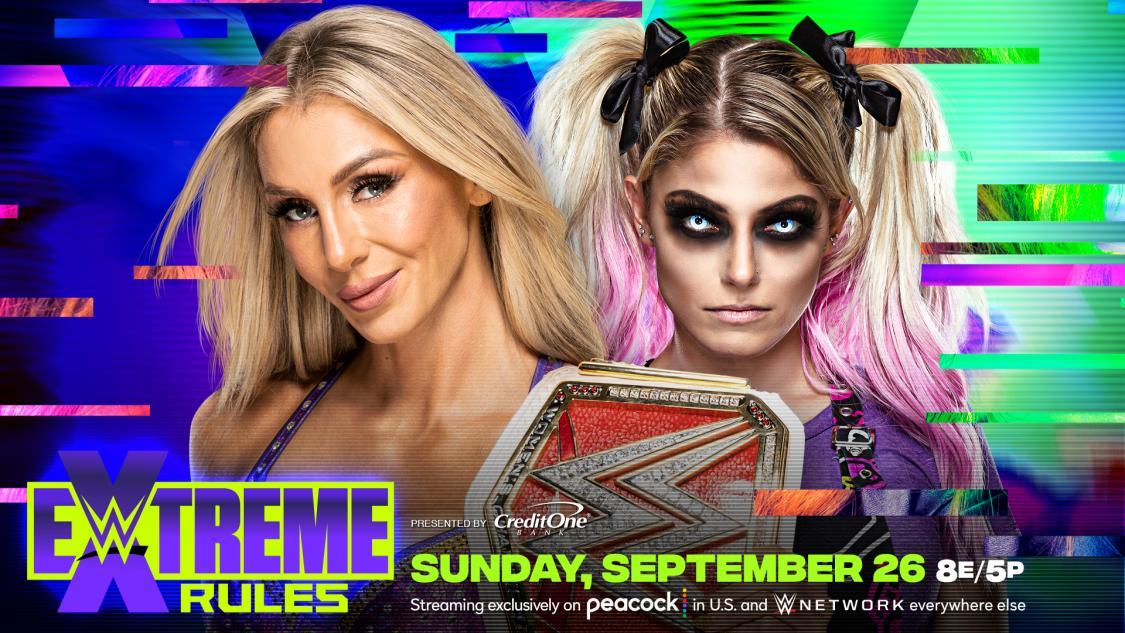 Charlotte Flair vs Alexa Bliss