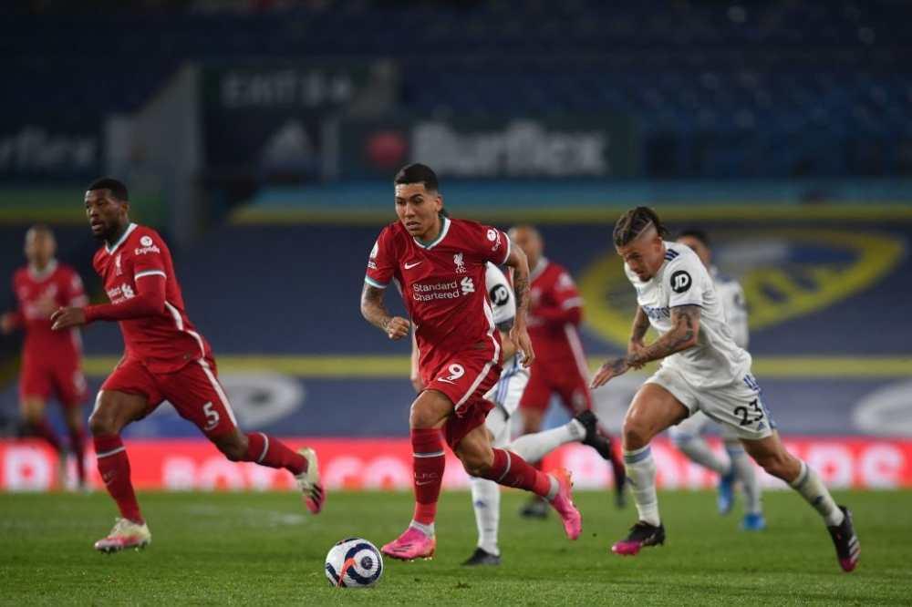 Liverpool vs Leeds United
