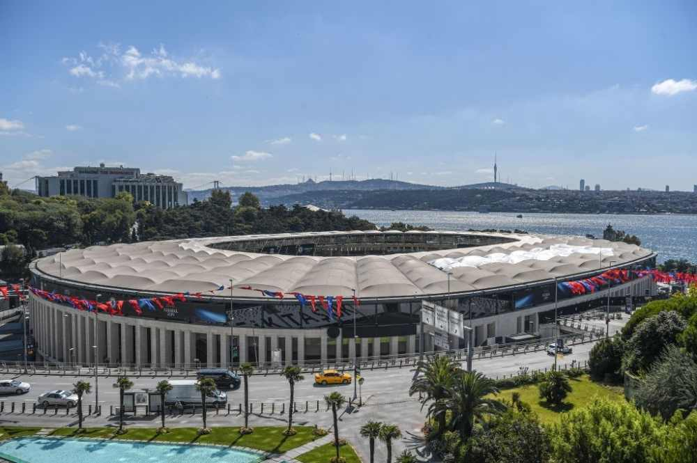 Vodafone Park Stadium.