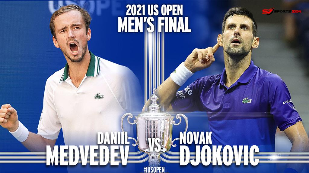 US Open Final 2021 Novak Djokovic vs Daniil Medvedev Free Live Stream Reddit