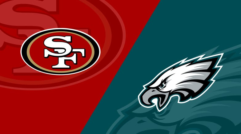 Eagles vs 49ers Free NFL Live Streams Reddit