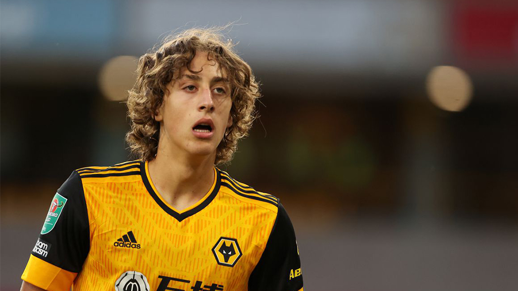Fabio Silva is a player to watch from Wolves.