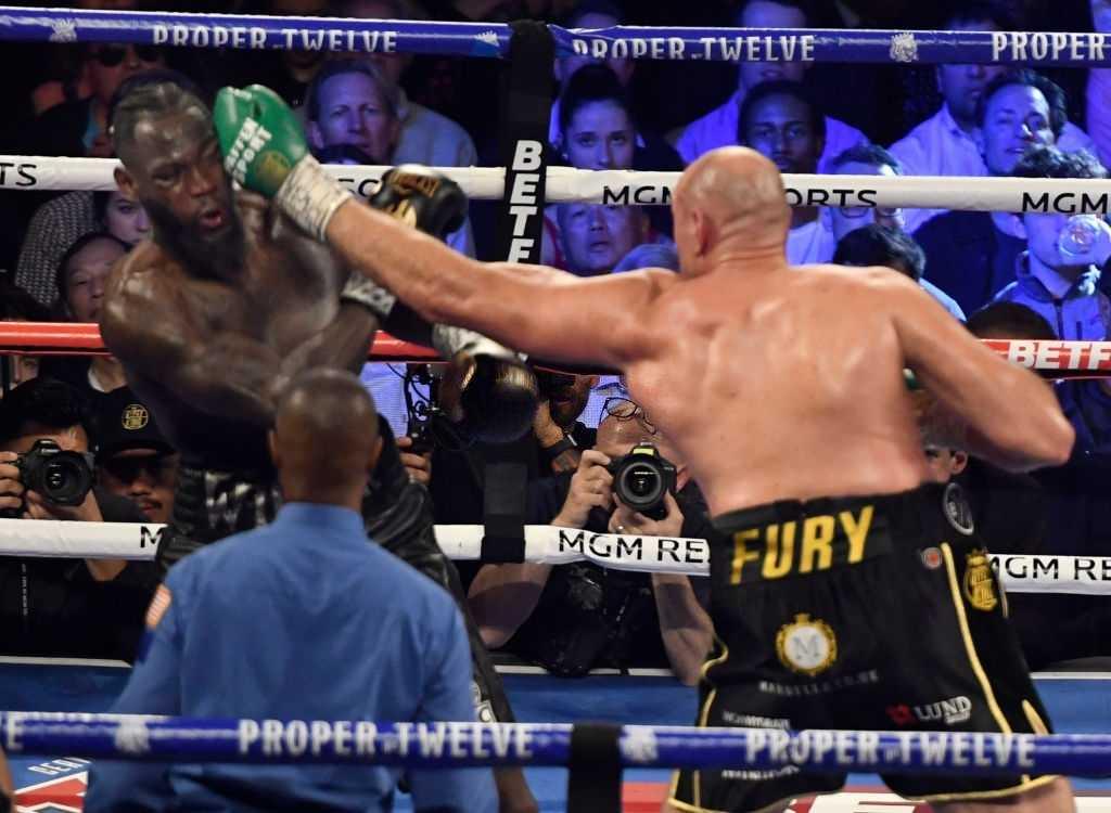 Tyson Fury vs. Deontay Wilder 2
