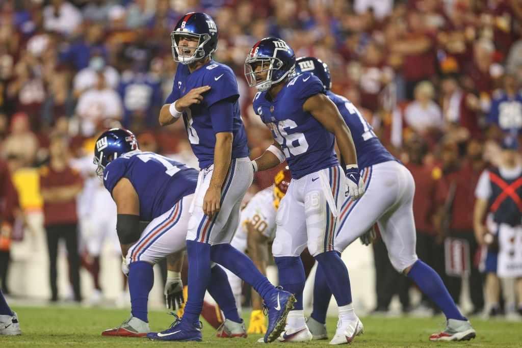 Giants vs Falcons