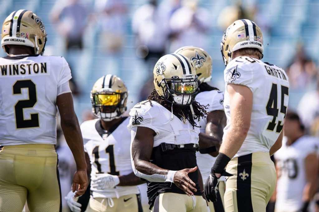 Saints vs Panthers