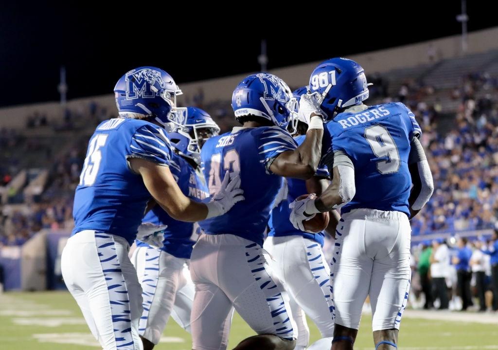 Memphis Tigers vs Mississippi State Bulldogs