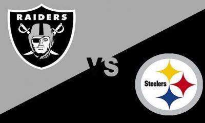 Las Vegas Rider and Pittsburgh Steelers