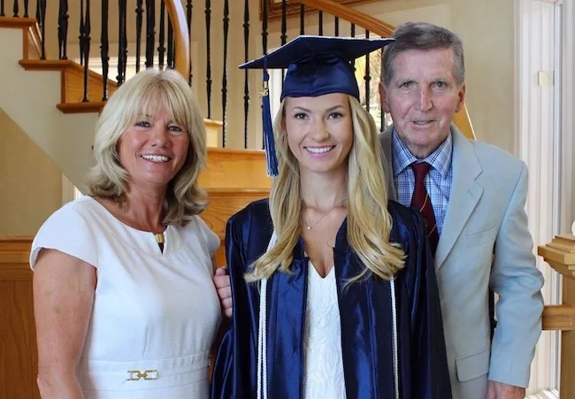 Natalie Buffett Family
