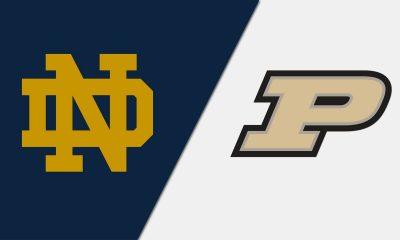 Notre Dame vs Purdue