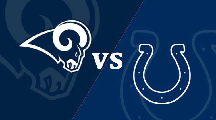 Rams vs Colts Free NFL Live Streams Reddit