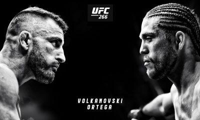 UFC 266 Alexander Volkanovski vs Brian Ortega fight purse payouts salaries