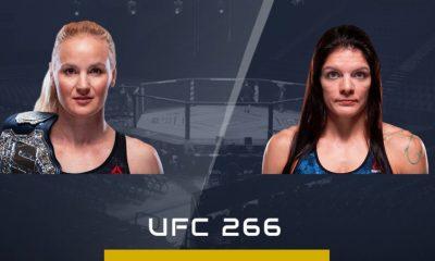 Valentina Shevchenko vs Lauren Murphy UFC 266 Free Live Reddit Streams