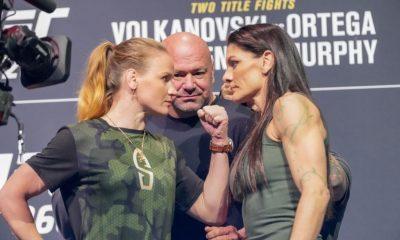 Valentina Shevchenko vs. Lauren Murphy UFC 266