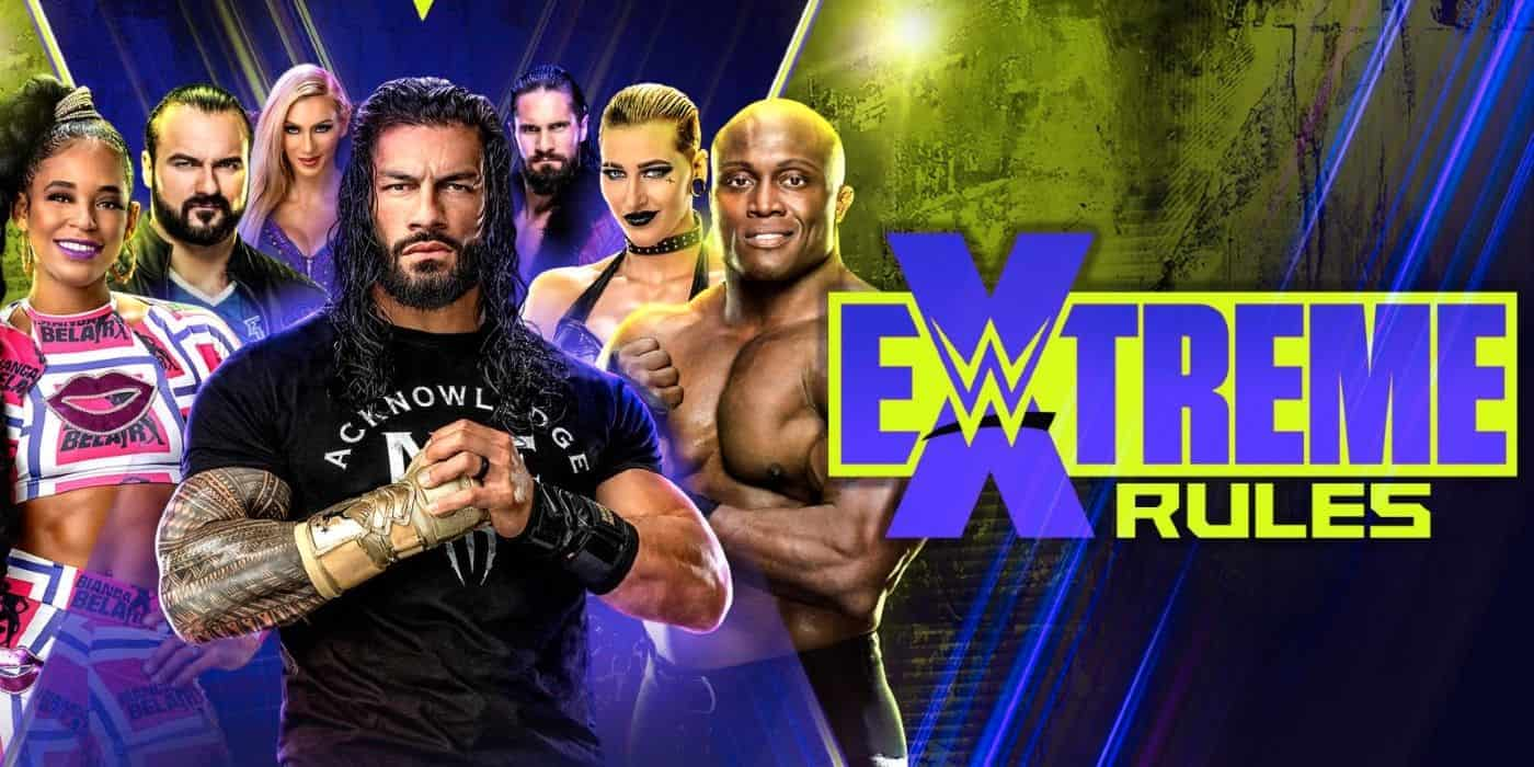 Watch WWE Extreme Rules 2021 Live