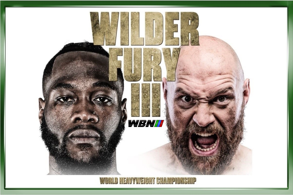 Tyson Fury Purse vs Deontay Wilder 3