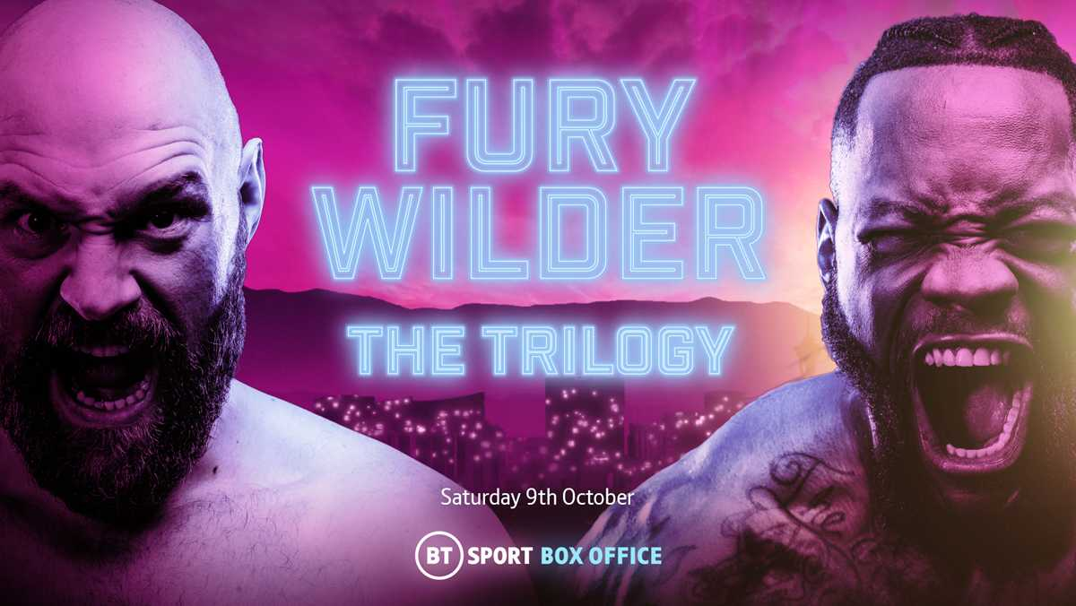 Watch Tyson Fury vs Deontay Wilder 3 Free Live Streams Reddit