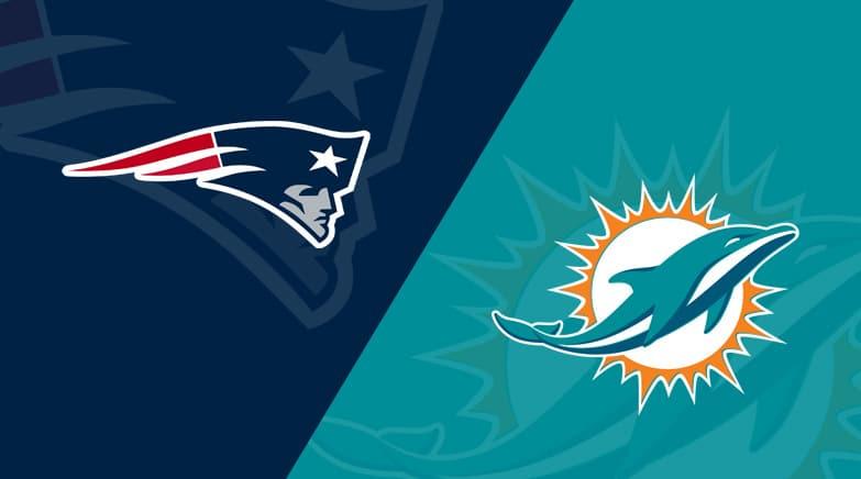 Dolphins vs Patriots Free NFL Live Streams