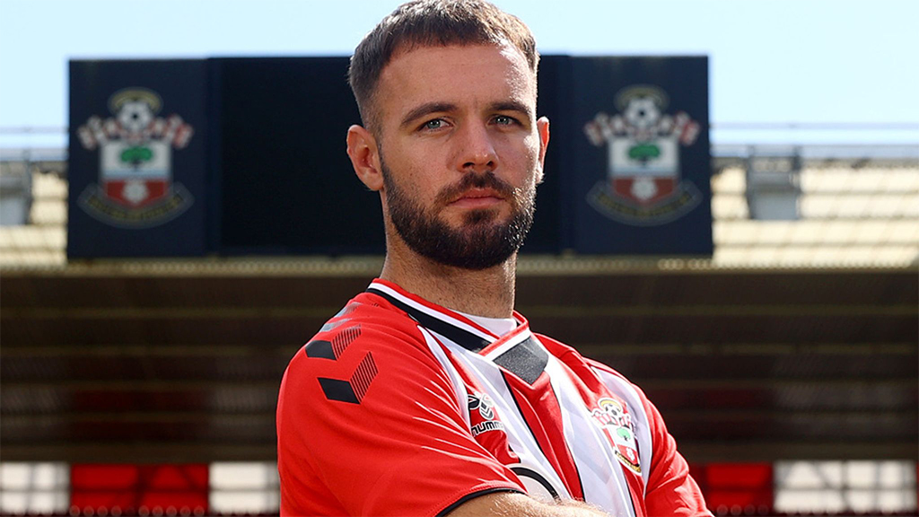 Adam Armstrong is a player to watch from Southampton.