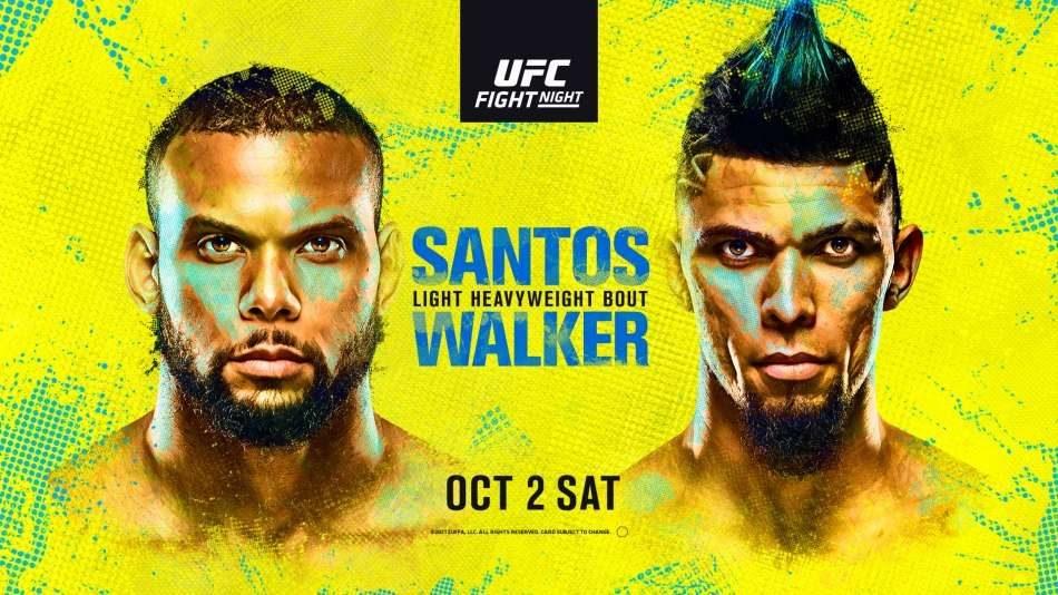 UFC Vegas 38 Predictions