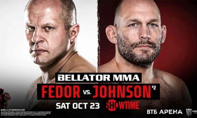 Bellator 269 Predictions: Fedor vs Johnson
