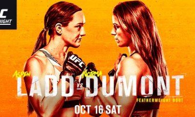 Aspen Ladd vs Norma Dumont live stream