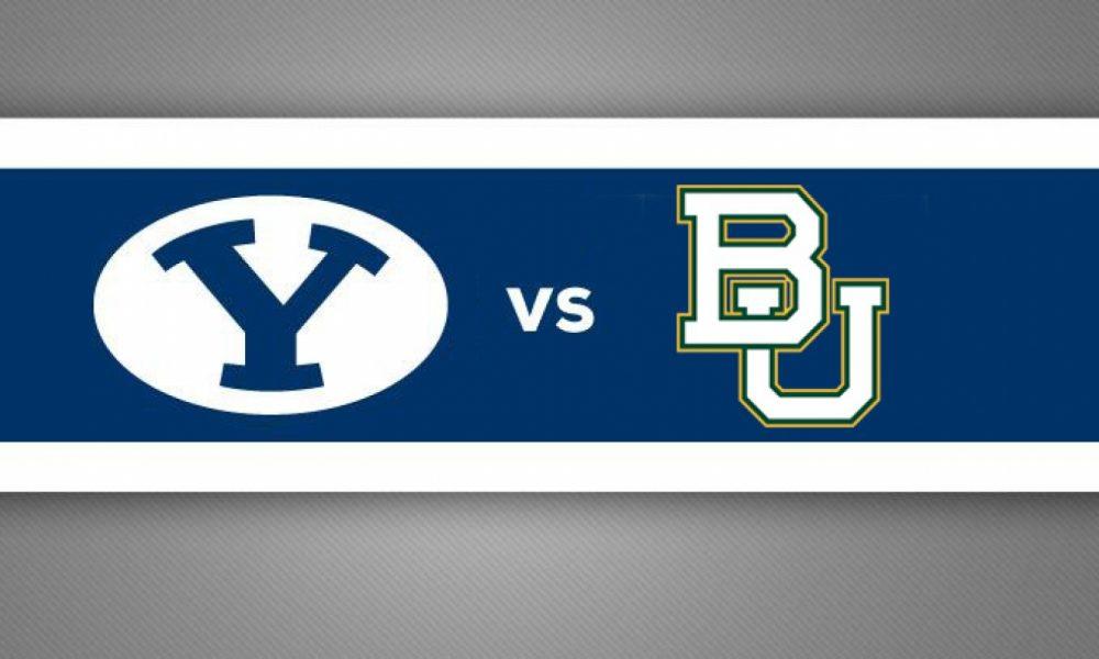 Baylor vs BYU live stream