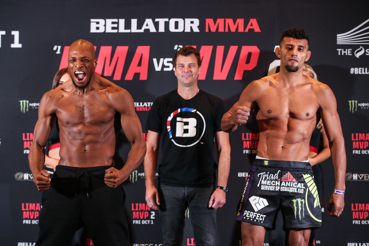 Bellator 267 Douglas Lima vs Michael Page 2 Fight Purse