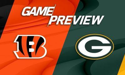 Cincinnati Bengals vs Green Bay Packers live