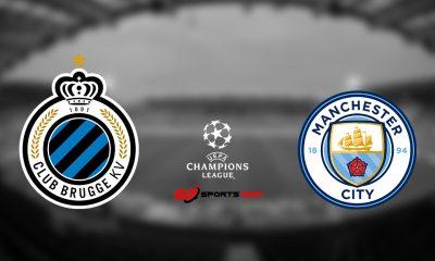 Club Brugge vs Man City Free Live Streams