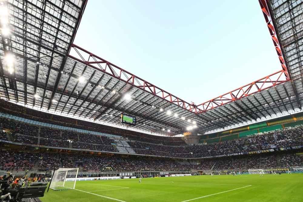 San Siro Stadium.