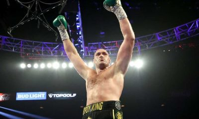 Tyson Fury Net Worth