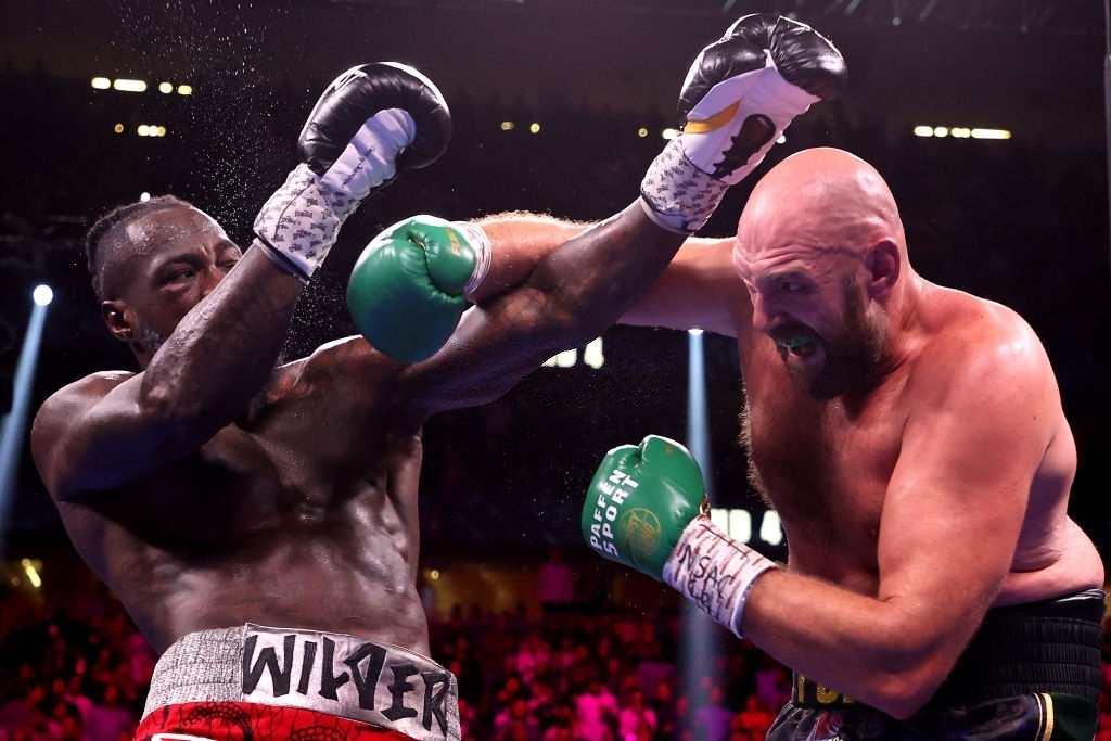 Fury vs Wilder 3 Results