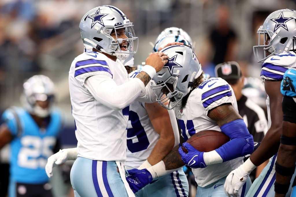 Cowboys vs Giants