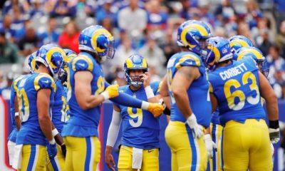 Rams vs Lions