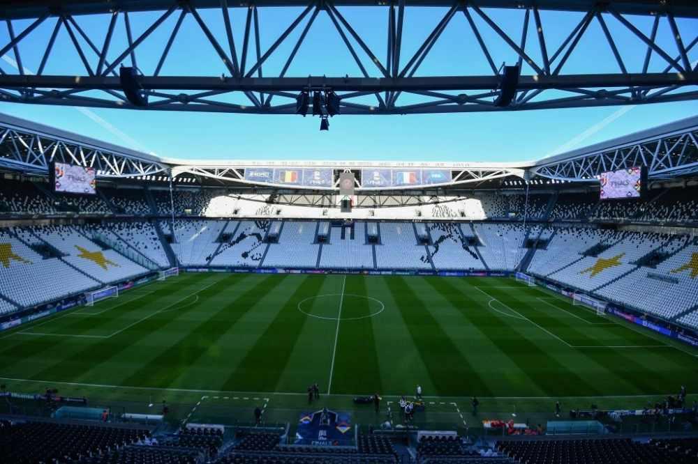 Juventus Stadium.