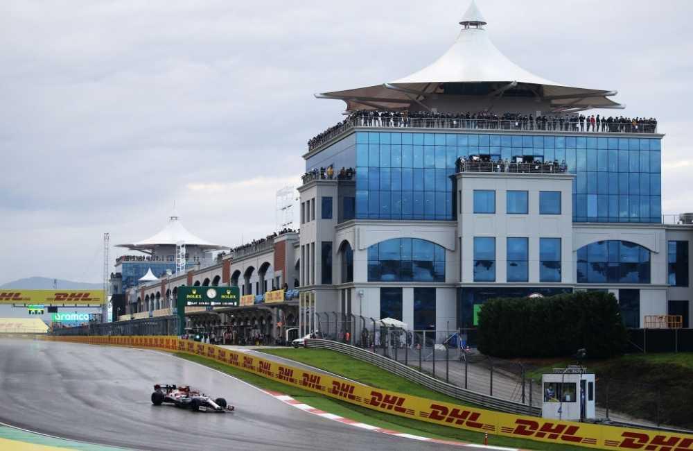 Turkish Grand Prix.