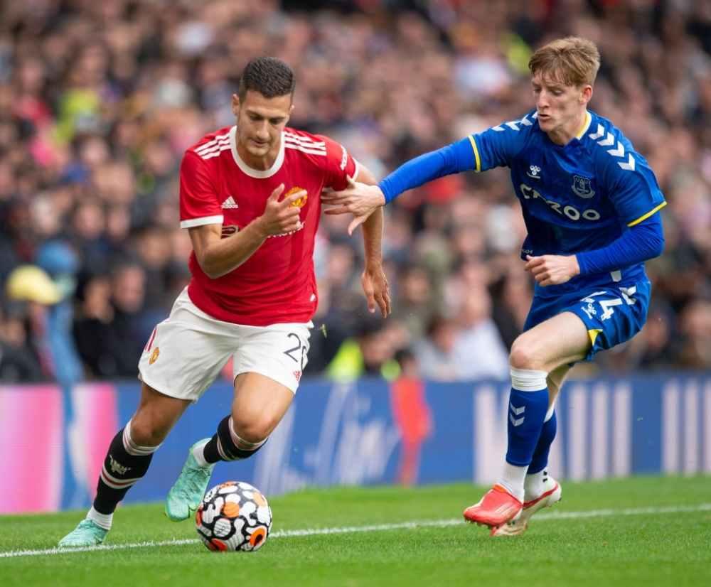 Manchester United vs Everton