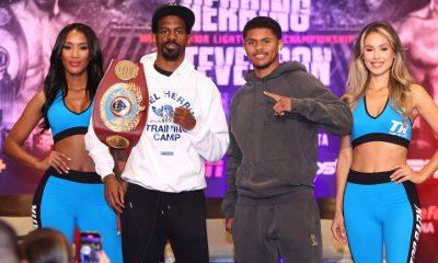 Jamel Herring vs Shakur Stevenson Free Live Boxing