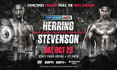 Jamel Herring vs Shakur Stevenson purse
