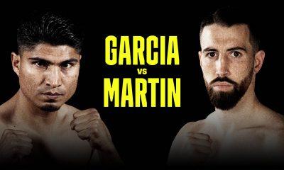 Mikey Garcia vs Sandor Martin