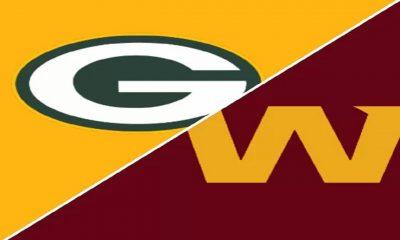 Packers vs Washington Free NFL Live Streams Reddit