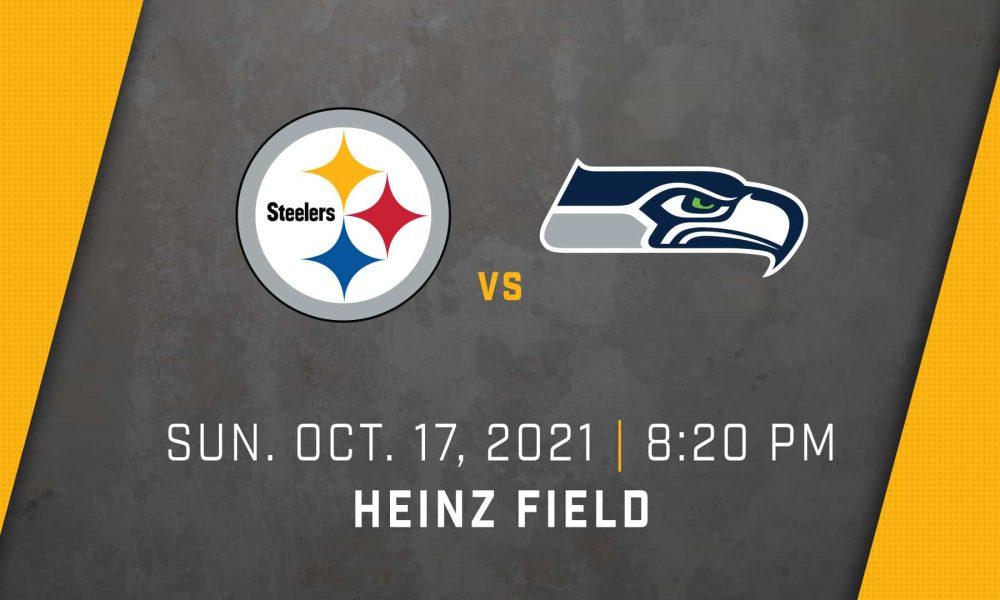 Steelers vs Seahawks live stream