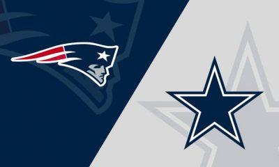 Patriots vs Cowboys Free NFL Live Streams Reddit